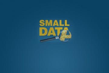 Hvad er small data