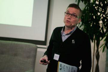 Lasertryk's direktør Anders Grønborg