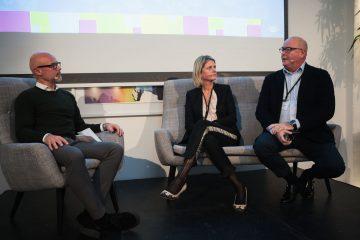 NPS chat med Estee Lauder Nordic og Alcon