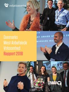 DMAV rapport 2018